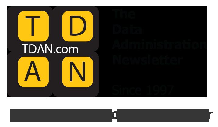 The Data Administration Newsletter